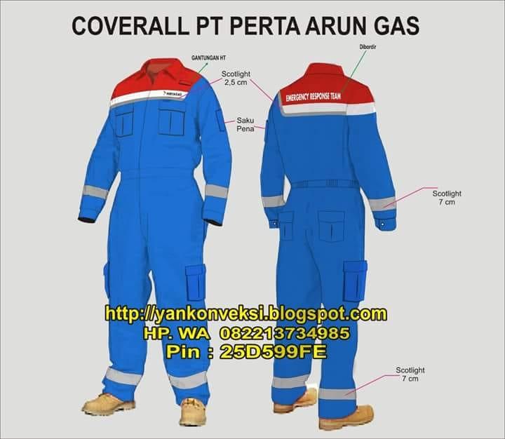 WEARPACK PT ARUN GAS