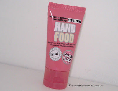 Soap And Glory Hand Food Hand Cream Review