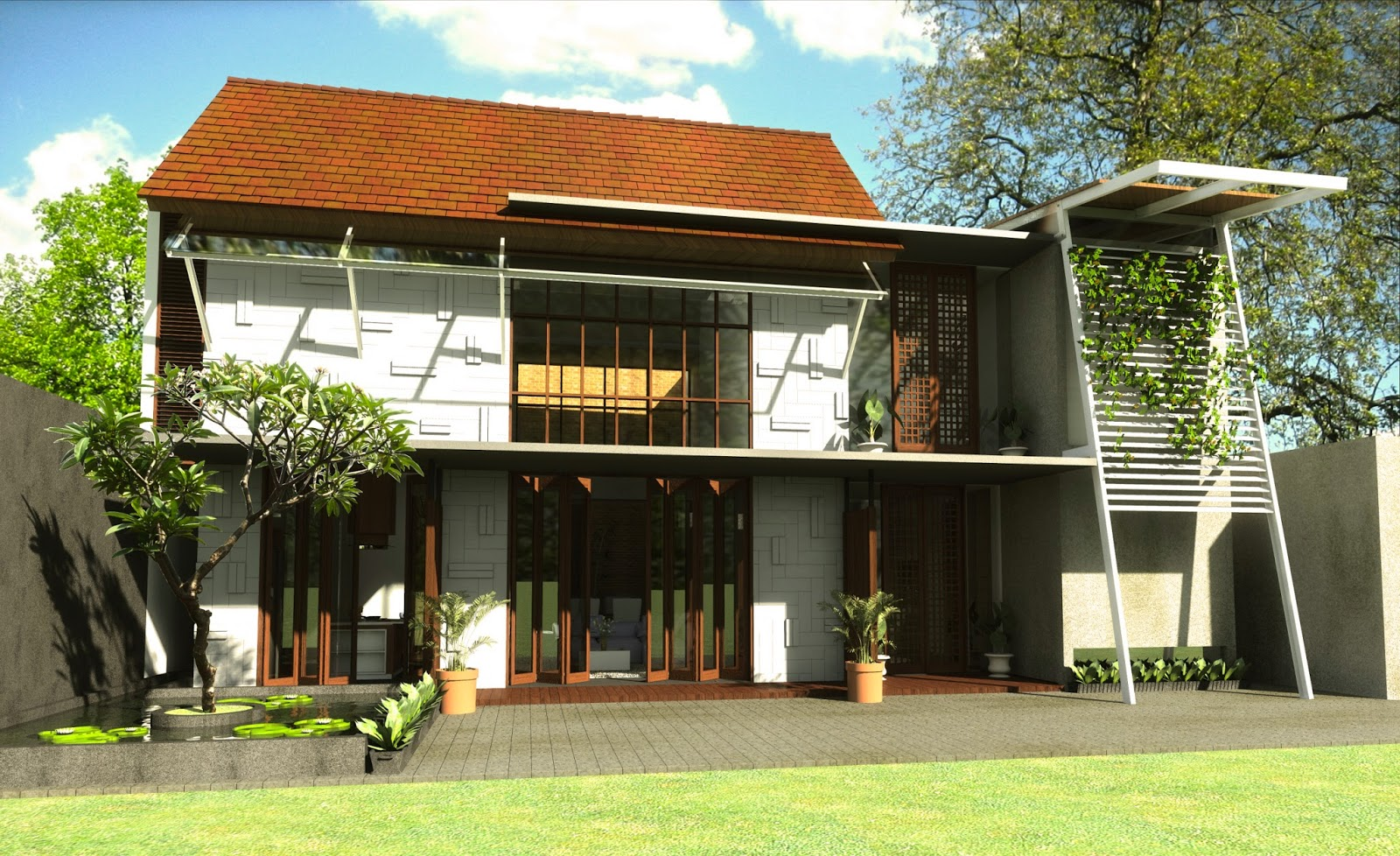 Jasa bangun rumah jasa renovasi rumah bangun rumah for Arsitek di jakarta