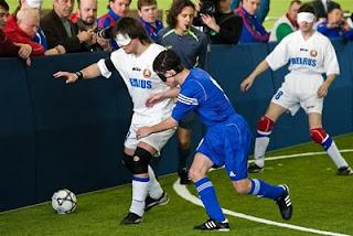 blind soccer