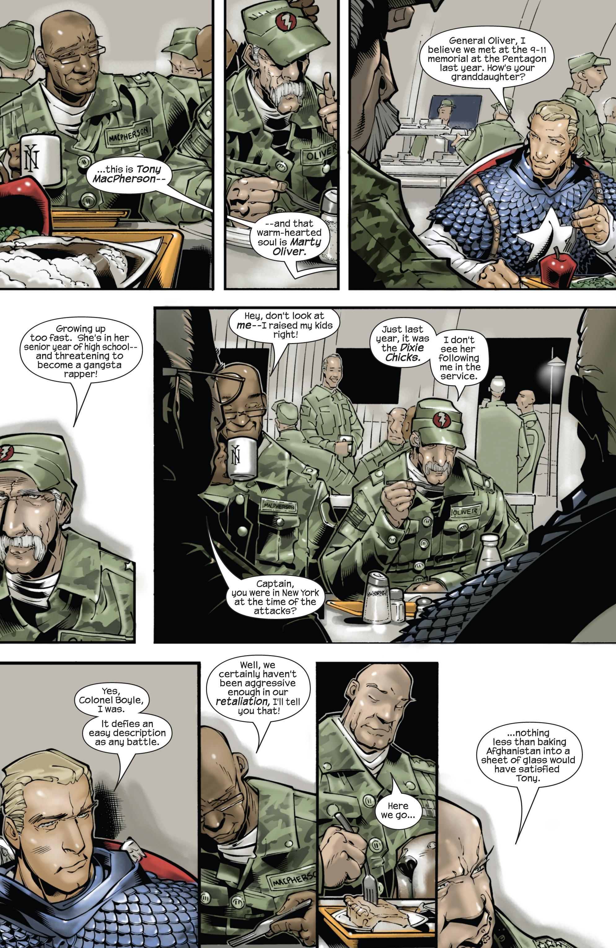 Captain America (2002) Issue #22 #23 - English 13