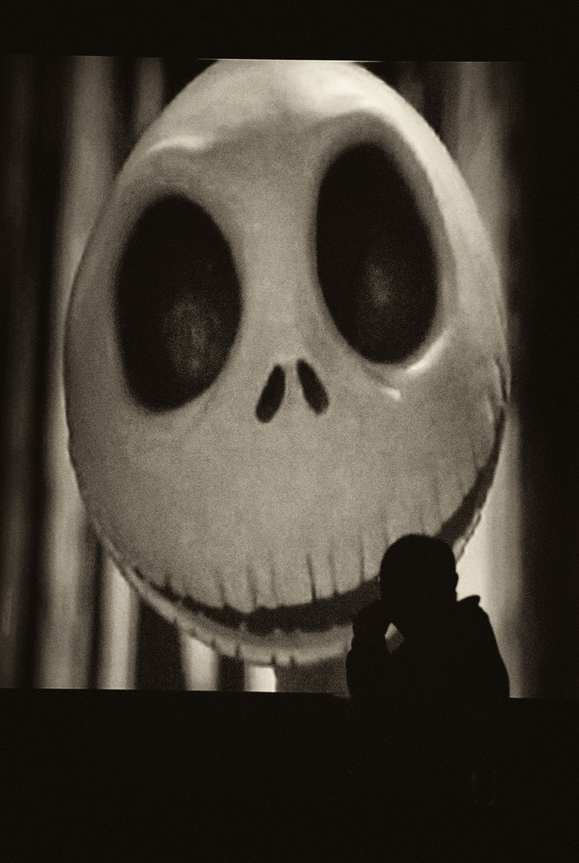 THE NIGHTMARE BEFORE CHRISTMAS | Deane Taylor