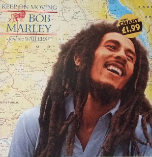 Bob Marley & The Wailers - Keep On Moving