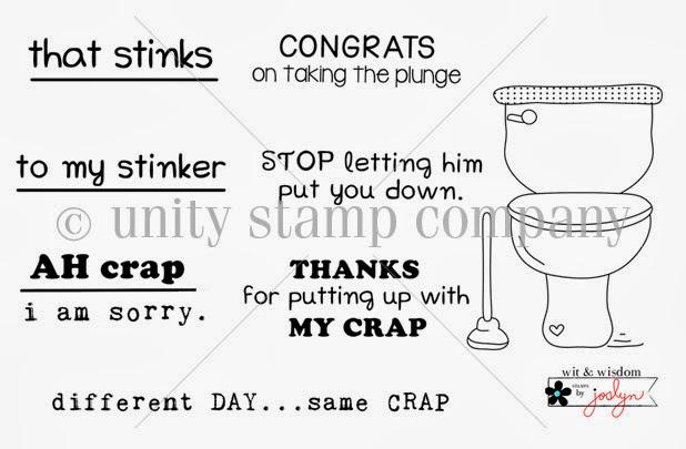 I'm taking nasty craps