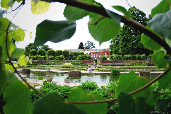 aliciasivert, alicia sivertsson, london, england, Kensington Palace, garden, trädgård, kensingtonpalatset, damm, orangerie