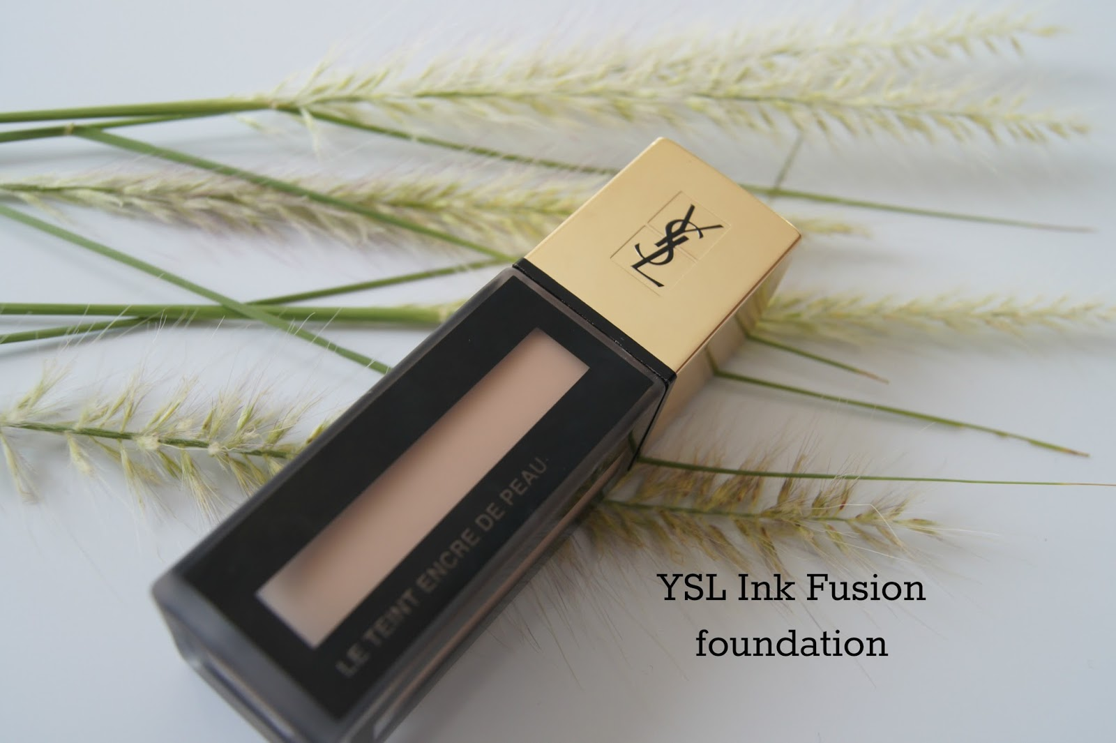 YSL Ink fusion foundation review