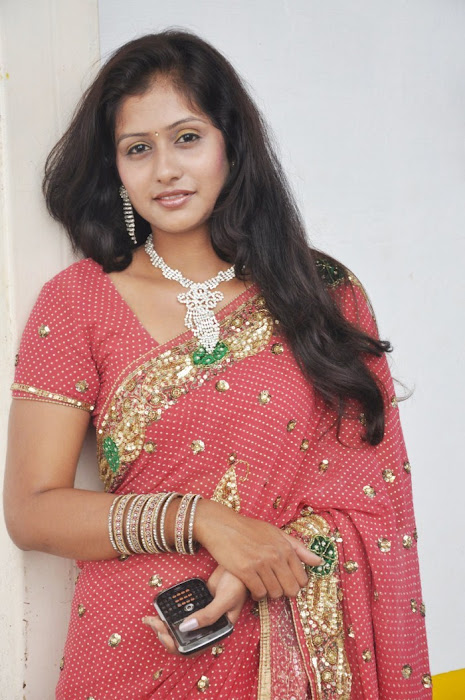 harini saree @ kalavaram audio launch latest photos