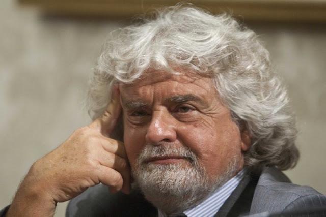 Ιταλία: Plan B για την έξοδο από το ευρώ καταρτίζει ο Μπέπε Γκρίλο.