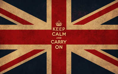 Keep Calm Wallpaper
