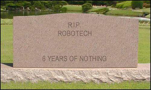 Robotech 2012