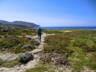 Sentier des Douaniers in Cap Corse