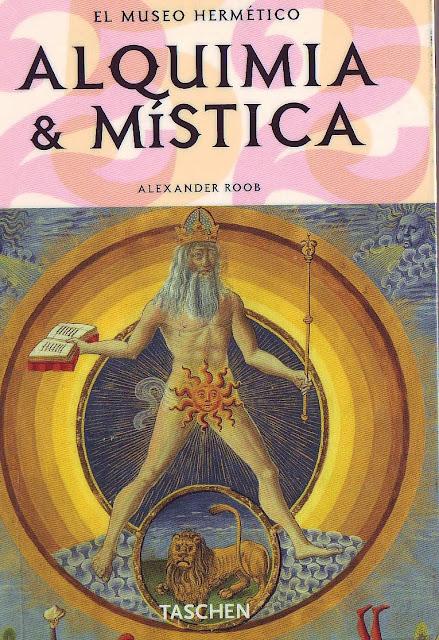 Portada de Alquimia y Mística de Alexander Roob