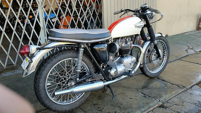 Triumph Bonneville T120r For Sale Idea Di Immagine Del Motociclo