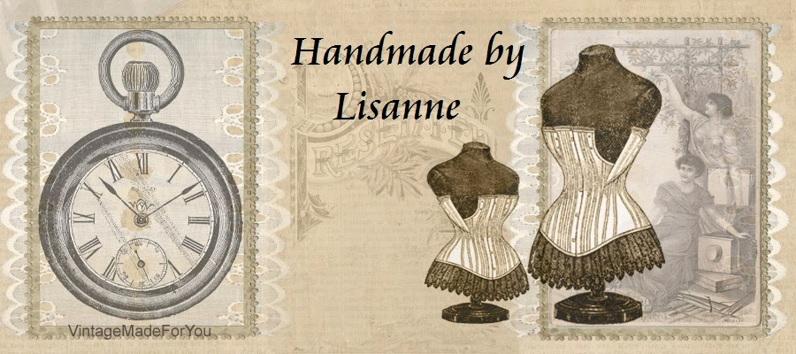 Handmade by Lisanne