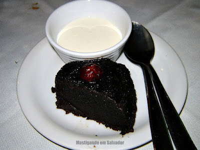 Boteco do Zé: Torta Búlgara