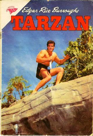 TARZAN Nº 130 1962 NOVARO 1º SÉRIE