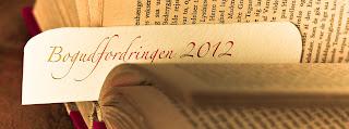 Bogklubben Meners Boudfordring 2012