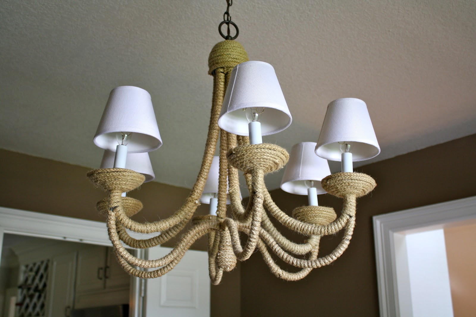 How to update an ugly apt brass chandelier wout removing fr ceiling how to update an ugly apt brass chandelier wout removing fr ceiling hometalk arubaitofo Choice Image