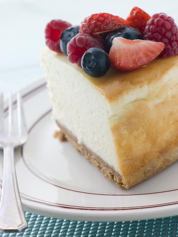 Food, Faith and Fellowship: Cheesecake Supreme