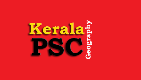 Kerala PSC - Geography Question and Answers 1