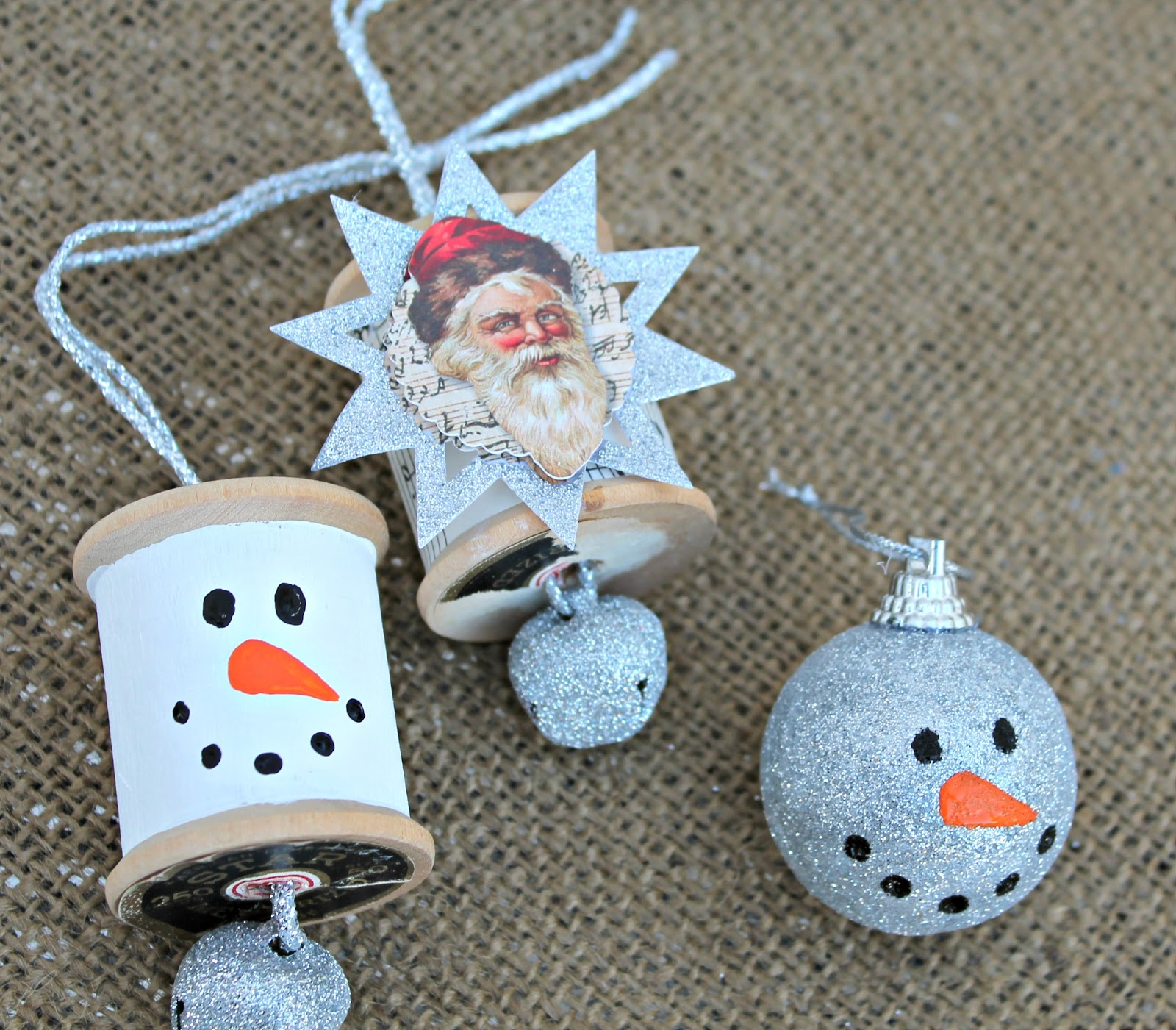 20 north ora easy christmas ornaments for Simple christmas decorations to make