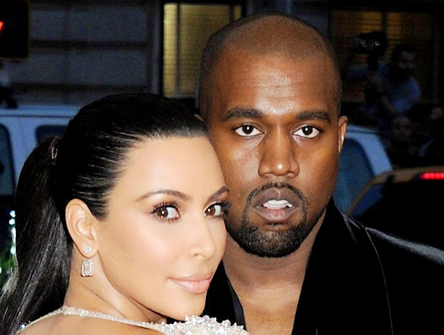 Kim Kardashian and Kanye West at 'China: Through The Looking Glass' Costume Institute Benefit Gala