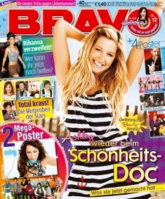 Ashley Tisdale Magazine Cover Pictures