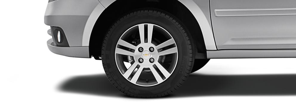 car i Chevrolet Agile LT 2013