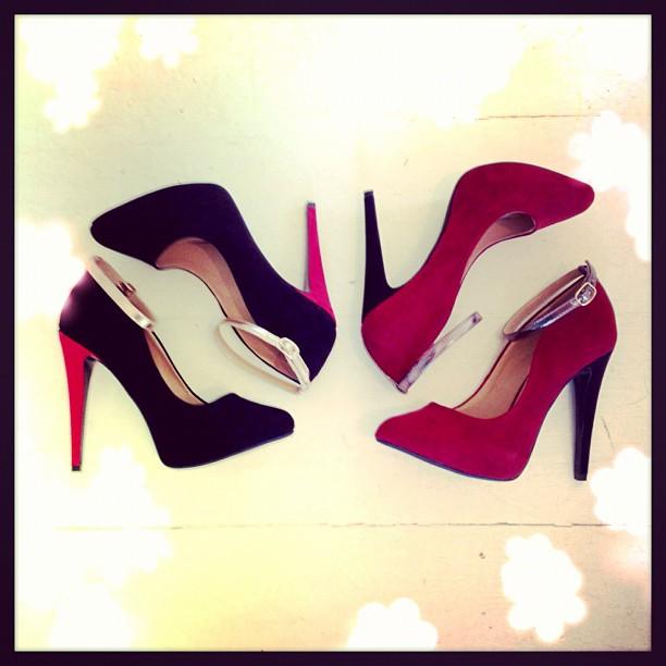 בלוג אופנה Vered'Style נעליים ZARA