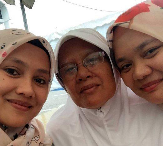Rusiah Suar Jemaah Haji Pertama Malaysia Terkorban Di Mekah