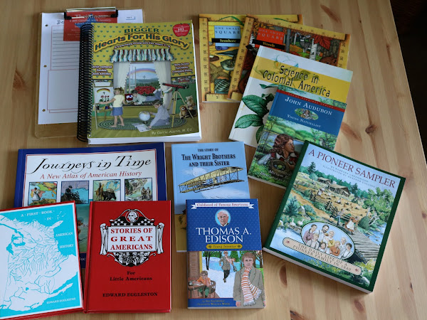 2015-2016 Homeschool Curriculum {3rd & 5th grade}