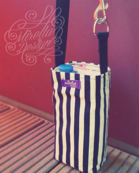 Tetrapack tasche für festival