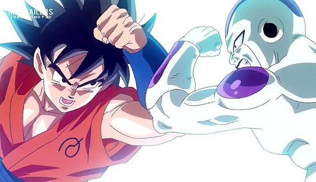 reseña anime dragon ball resurreccion freezer