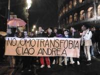 Studente gay suicida a Roma