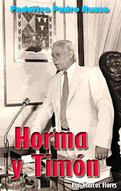 """FEDERICO PEDRO RUSSO, HORMA Y TIMON"""