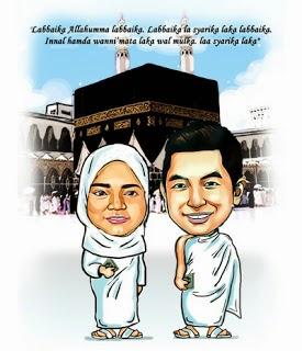Haji Yang Mabrur tanpa pergi haji