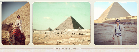 pyramids of giza outfit