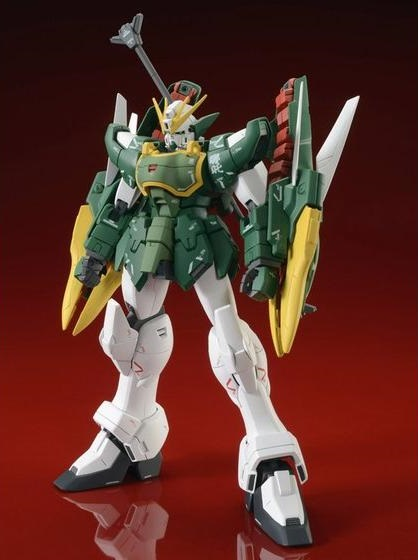 MG 1/100 Altron Gundam EW Version