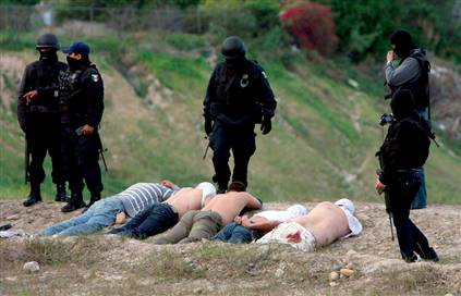Mexican Drug Cartels Women