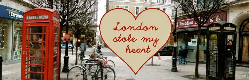 London stole my heart