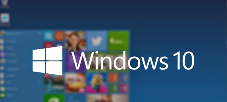 Official Windows 10 Logo