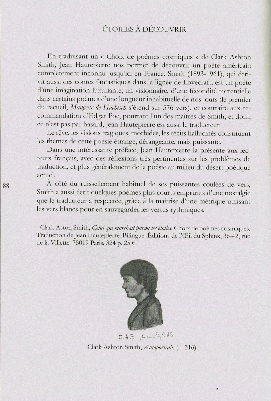 Le biblioth caire c a smith dans la revue le coin de table novembre 2013 - Le coin de table ...