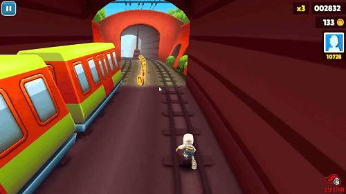 Download Subway Surfers HD PC Full Version Terbaru 1