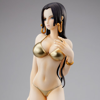 Boa Hancock Ver. Gold - P.O.P Limited Edition