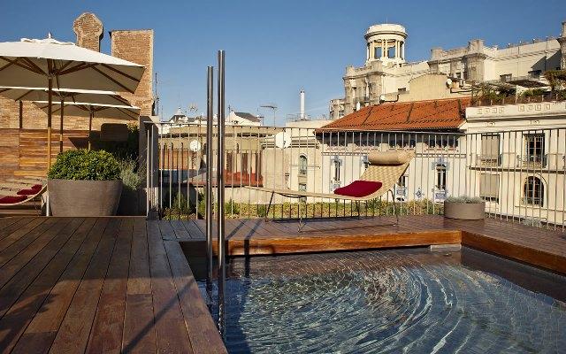 charming hotel Mercer Barcelona 1