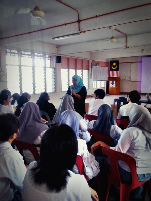 Ceramah disampaikan oleh Penceramah jemputan