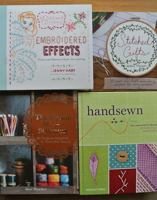 Stitching Lessons and Inspiration