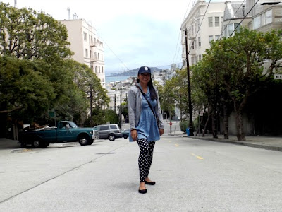 My San Francisco outfit