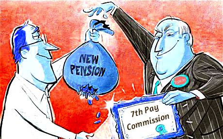 New Pension Scheme 7th Pay Commission