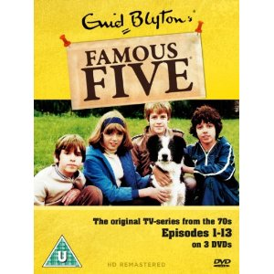 Famous Five Series 1 Out Now On Dvd